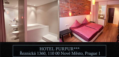 Hotel Purpur Prague