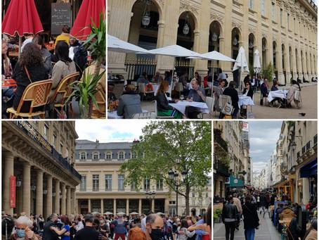 Paris en terrasse : retrouvez le plaisir des rendez-vous amoureux !
