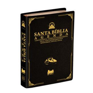 Santa Bíblia Agenda – Antigo e Novo Testamento versão Di Nelson 2.1