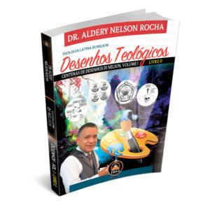 Lançamento – Desenhos Teológicos Di Nelson-Livro 2