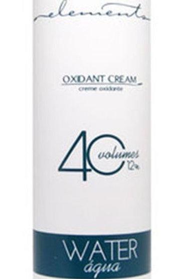 Água oxigenada OX 40 volumes