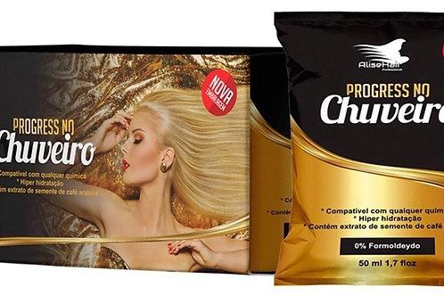Escova Progressiva no Chuveiro Alise Hair