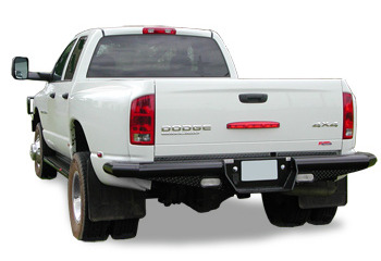 Dually Back Bumper