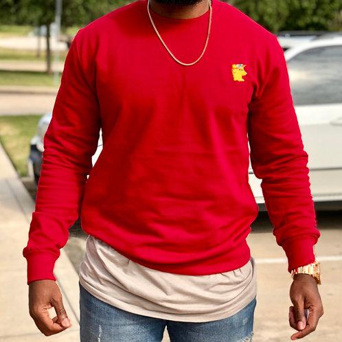 MK Crew Neck Sweaters