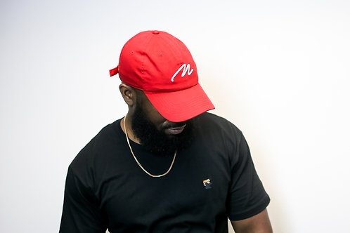 MKT Baseball Hat - Red