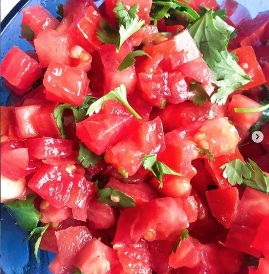 pico de gallo fresh tomato salsa