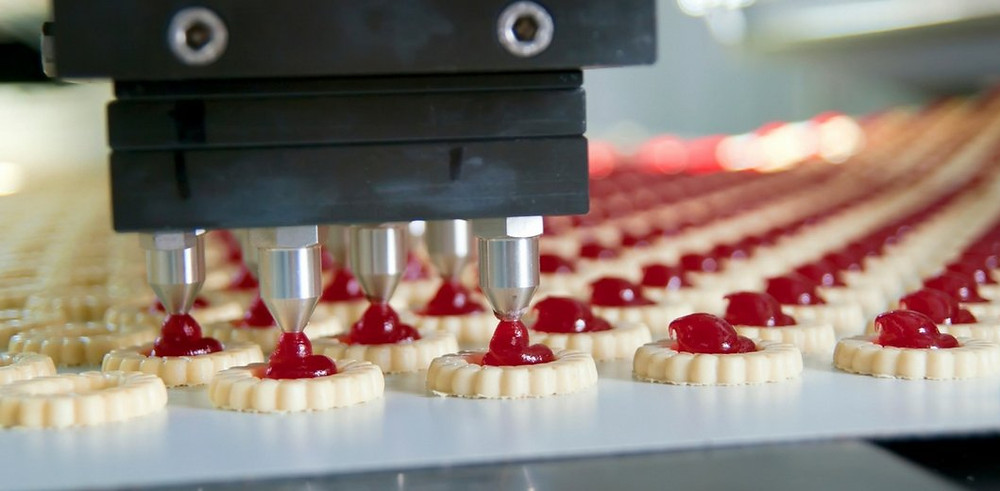 food engineering manufacturing cookie plant flowability viscosity jam jelly