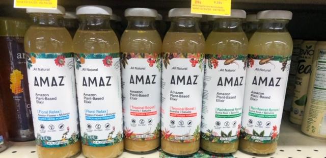 amaz tea elixir healthy drinks beverages trends expo west