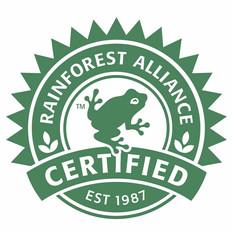 rainforest alliance certified RFA
