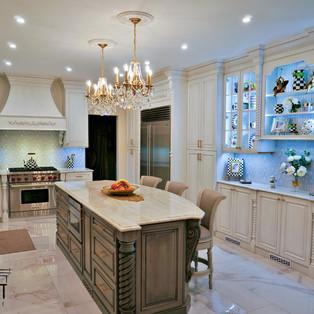 Transitional Dream Kitchen