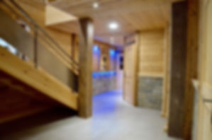 chalet Le Prestige location montagne spa sauna