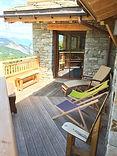 chalet Le Prestige location montagne spa sauna chalet spa sauna location bar montagne luxe standing stage séjour vélo