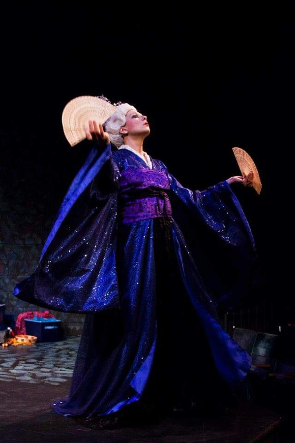 Queen of the Night Magic Flute 2012 8 Mo