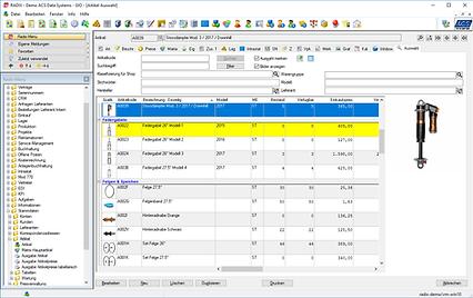 Ergo Software Verwaltungssoftware Anlagenbau