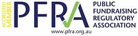 Public Fundraising Regulatory Association Logo