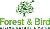Forest & Bird Logo