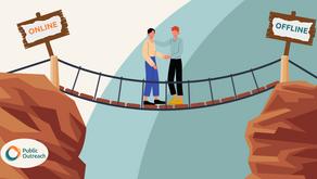Creating Better Relationships by Tackling the Online/Offline Divide