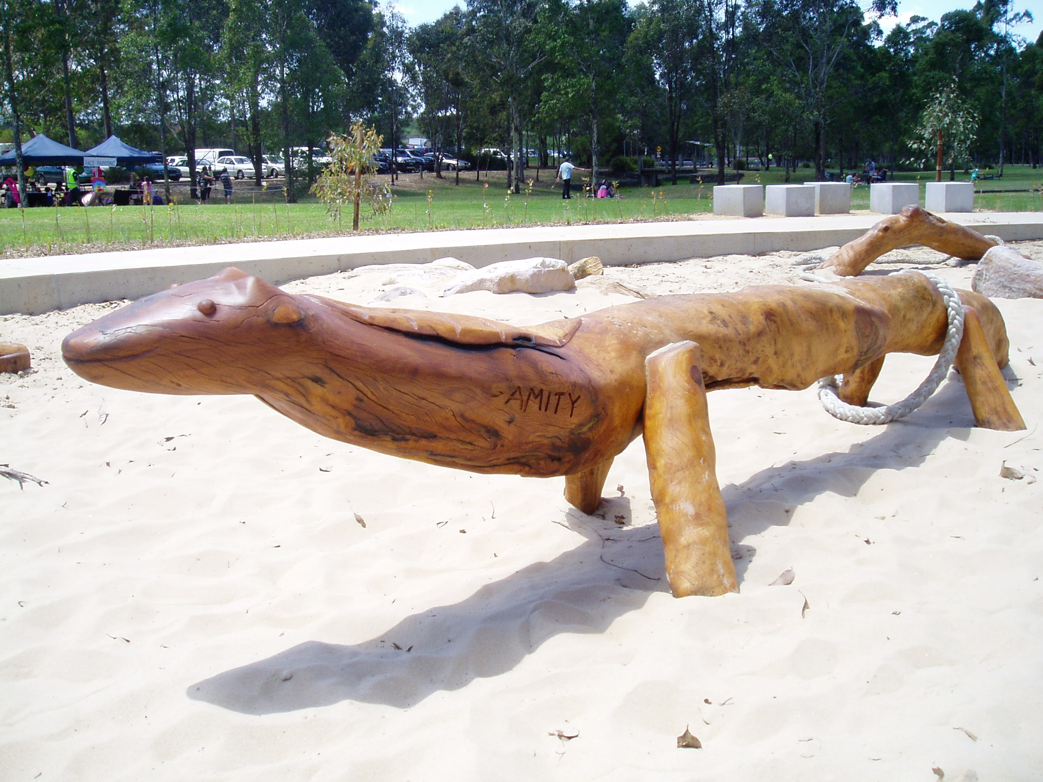 Amity Lizard