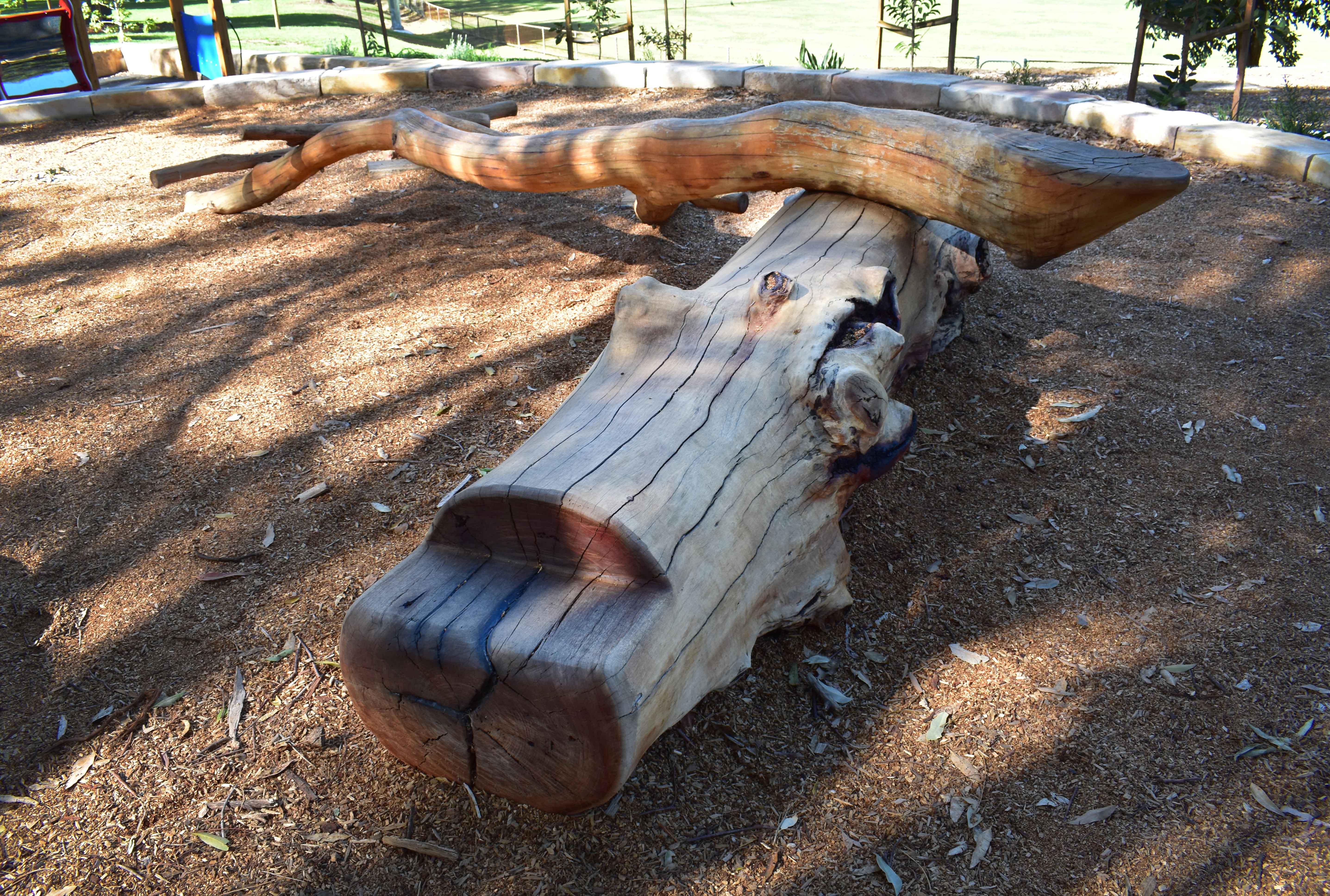 Log balance challenges
