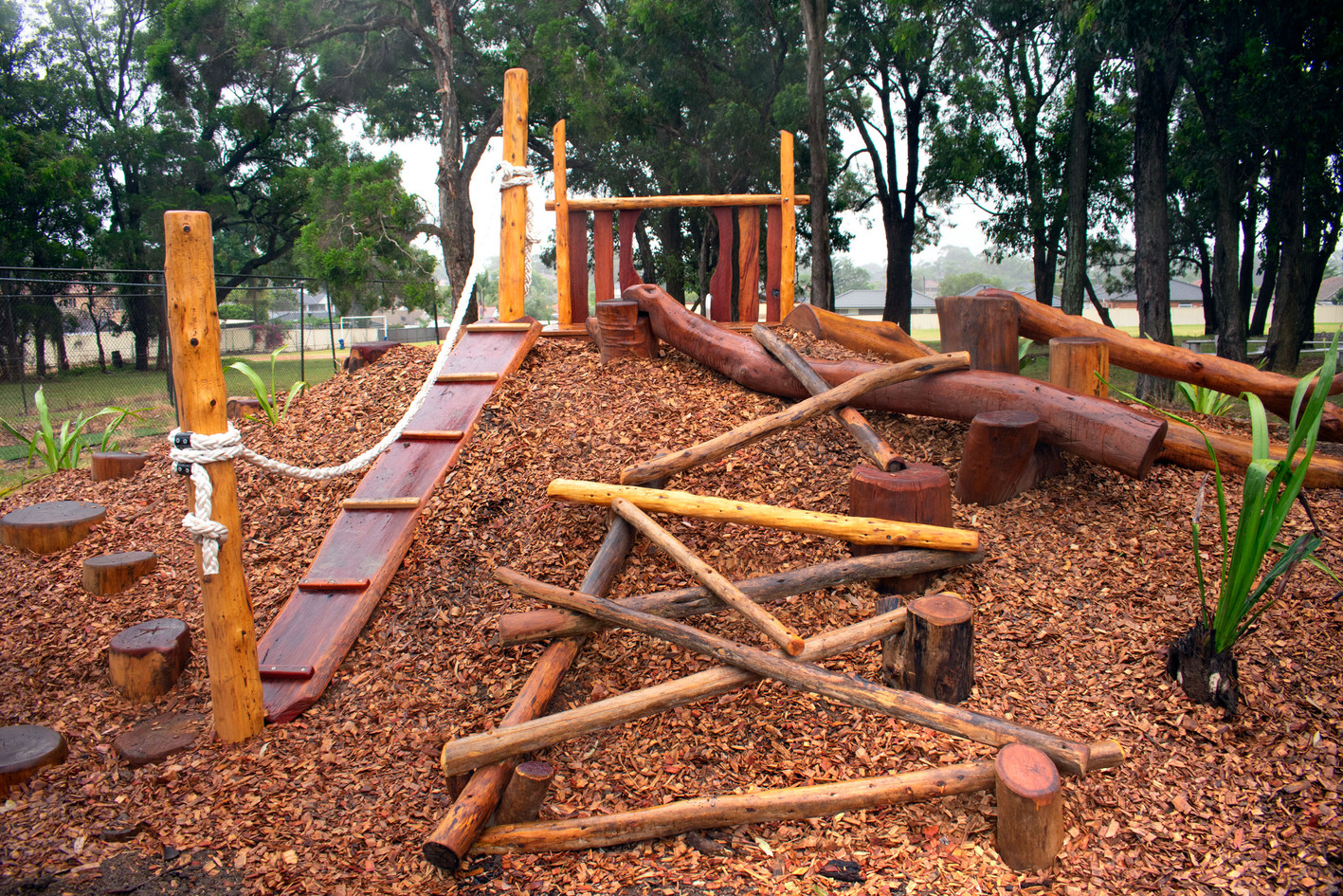 Nature Play Mound
