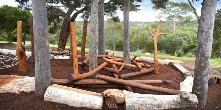 Log Scramble