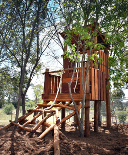 Magnificent Treehouse
