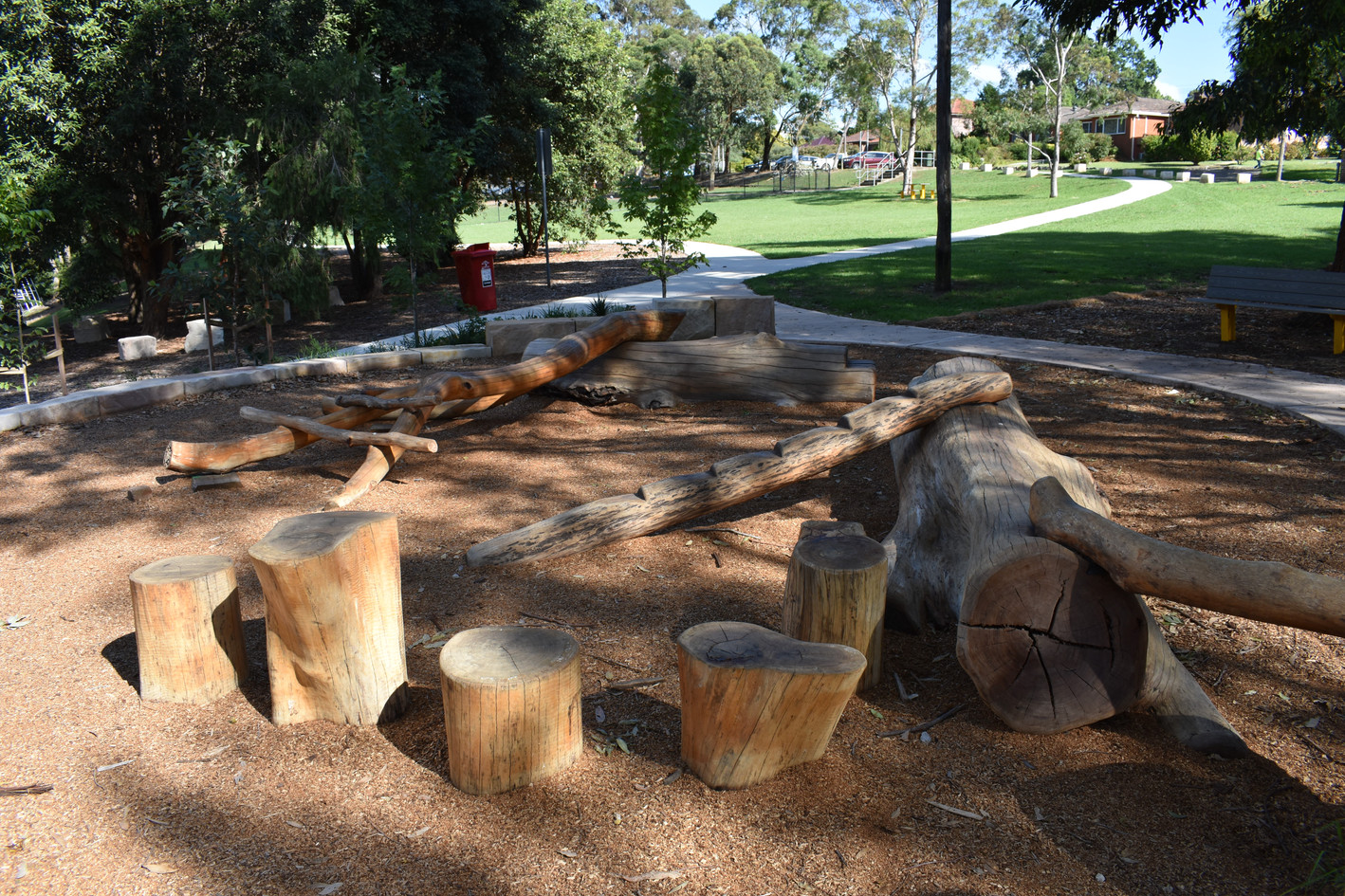 Asquith Park Nature Play Area