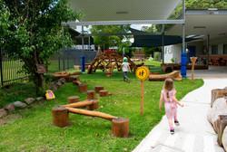 Running Area