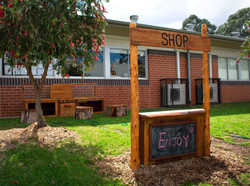 Shop and Play Kitchen