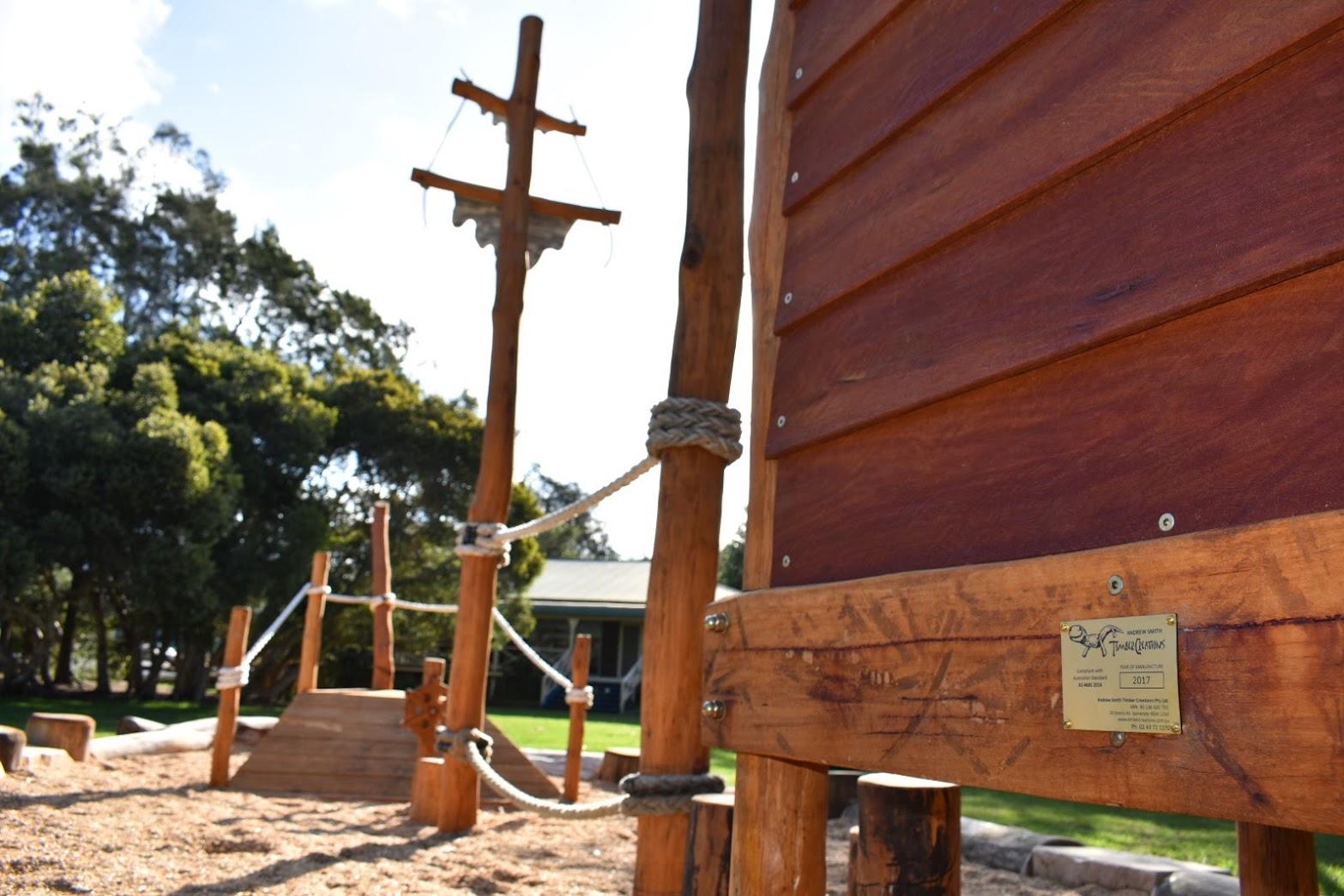 Terrigal Ship Playground