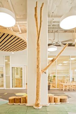 Decorative Tree Sculpture