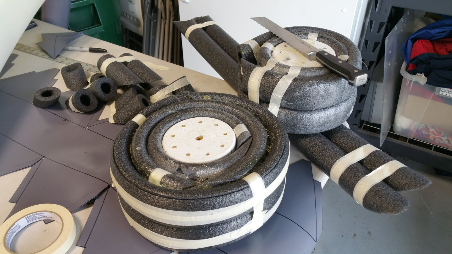Special Wheel Prototypes
