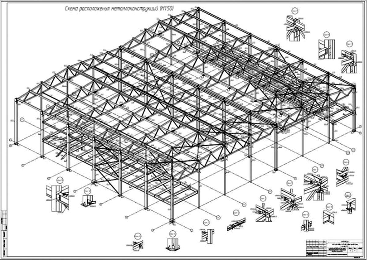 Металические конструкции