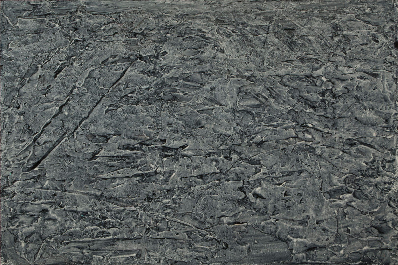 Edifice, acrylic on panel, 36x24, 2017