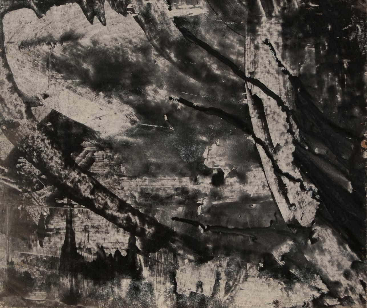 Black Snowflake, acrylic on panel, 12x10, 2017