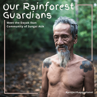 OUR RAINFOREST HEROES - THE DAYAK IBAN COMMUNITY OF SUNGAI ATIK
