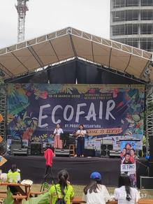 Talk Show at Project Nusantara Eco-Fair