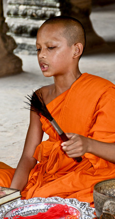 Trainee Monk