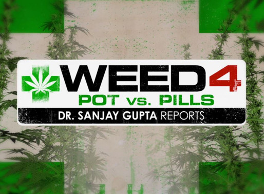 CNN's Weed 4: Pot vs. Pills