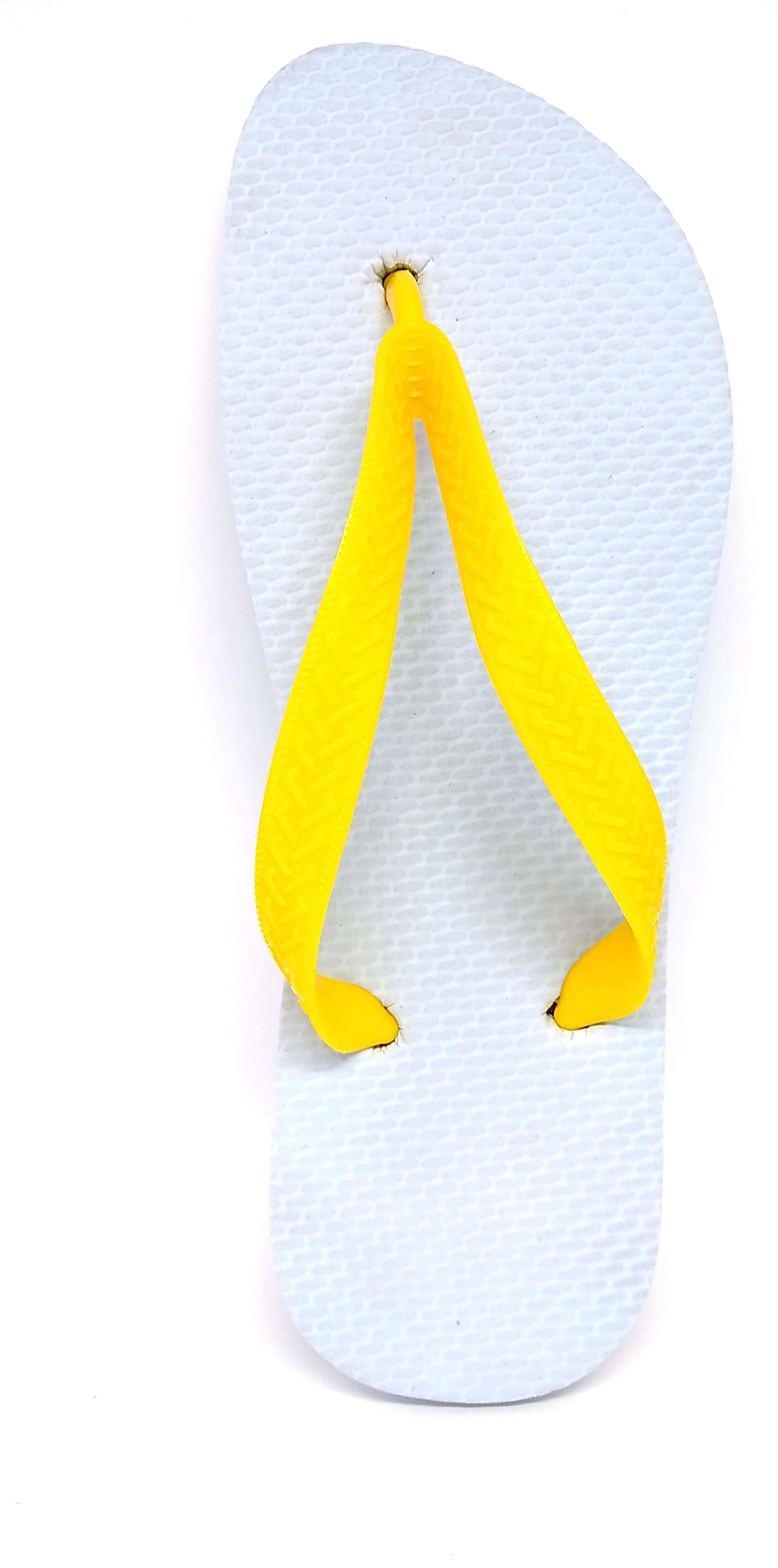 tira tradicional amarela