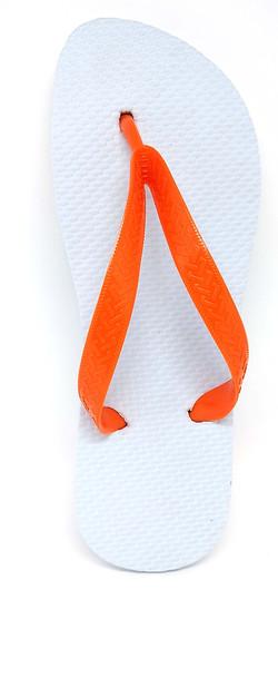 tira tradicional laranja
