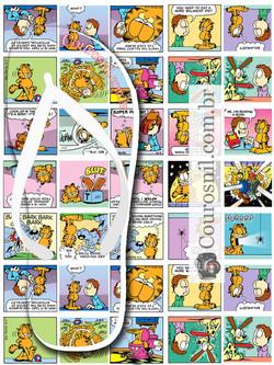 Garfield Branco