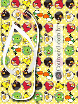 Angry Birds Poa amarelo