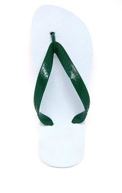 tira tradicional verde escuro