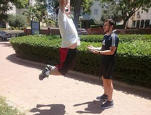 יונתן ארנון מאמן כושר