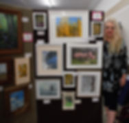 Kathy Copeland and display.jpg