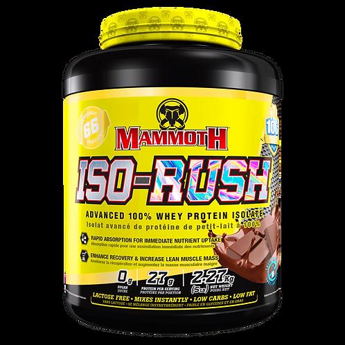 Mammoth Iso Rush