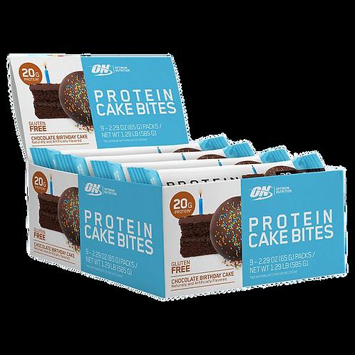 Cake Bites By Optimum Nutrition