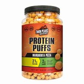 Twin Peaks Protein Puffs