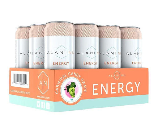 Alani Nu Energy Zero Sugar